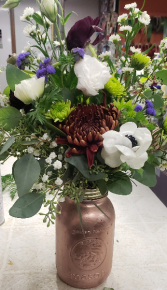 Wild flower assorted Centerpieces
