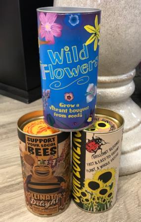 Wild Flowers! 3 Germination Kits