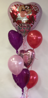 Wild for you Balloons