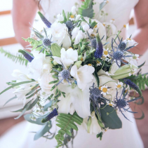 Wild For You Bridal Bouquet