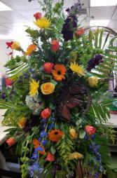 Wild Horses  funeral