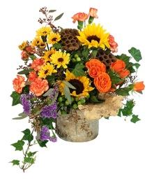 Wild Ivy Floral Arrangement