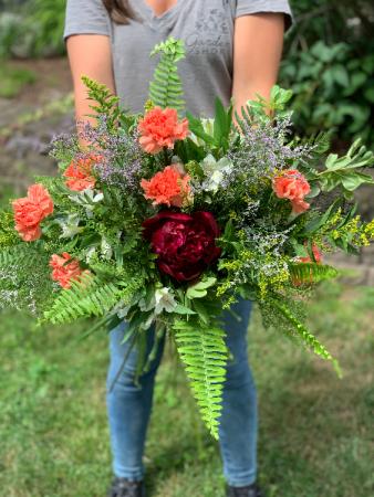 Wild Kingdom  Wedding Bouquet
