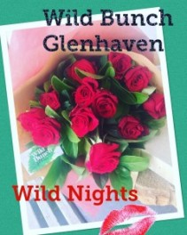 wild nights 60cm long stem red roses