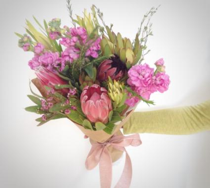 Wild Side Hand Tied Bouquet