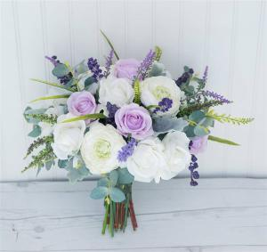 Wild Sprays Bouquet Lavender Eucalyptus   in Coconut Grove, FL | Luxury Flowers