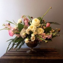 Wild & Whimsical Spring Arrangement