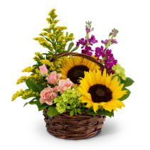 Wild Woodlands Arrangement