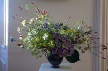 Wildflower Arrangement Sidetable