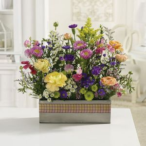 Wildflower Garden Flower arrangement