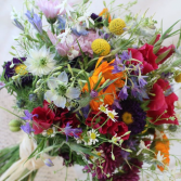 Wildflower Hand Tied Bouquet