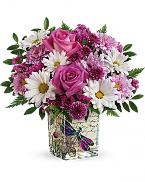 Wildflower In Flight  in Whitehall, PA | PRECIOUS PETALS FLORIST