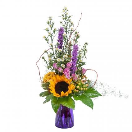 Wildflower Welcome Arrangement