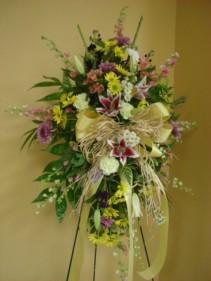 Wildflower Wonder Funeral