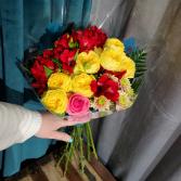 Wildly Romantic Bouquet