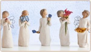 Willow Tree Figurines Figurines in Houston, MO | LITTLE HOUSE GIFTS AND MORE