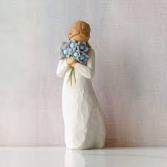 Willow Tree Forget-Me-Not Sympathy Gift