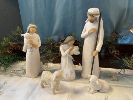 Willow Tree Nativity gift