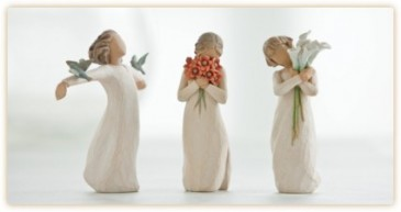 Willowtree Angels  gift item