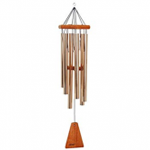 Wind Chime copper finish  Lasting Memorial
