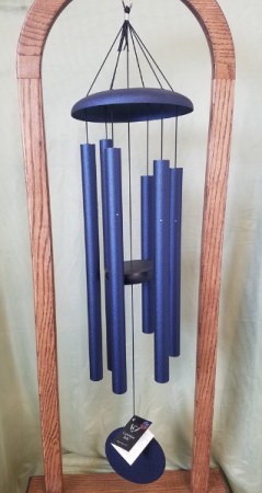 Wind Chime Midnight Blue
