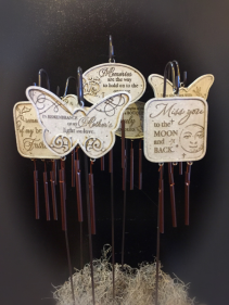 Wind Chime Plaques