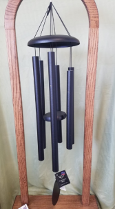 Wind Chime Plum