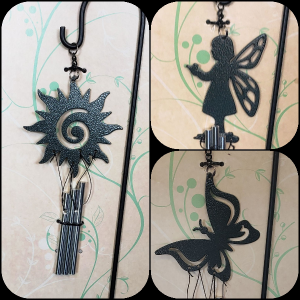 Wind Chime  Price is per unit  Adorable add ons for arrangements  in Spring, TX | TOWNE FLOWERS