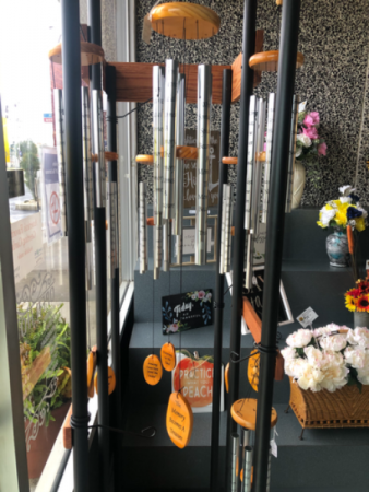 Wind chimes  Funeral