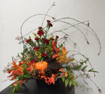 Winds of Change Fall Arrangement