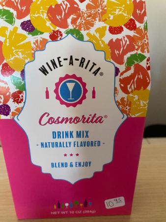 Wine-A-Rita- Cosmorita
