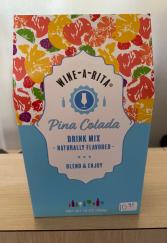 Wine-A-Rita- Pina Colada