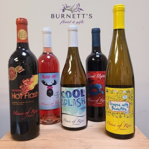 Wine Add On in Kelowna, BC | Burnett's Florist