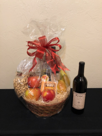Wine and Dine Basket MUST BE PRESENT TO PROVIDE PROOF OF BEING 21 OR OLDER TO ORDER