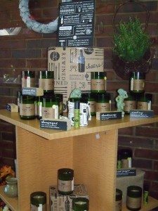 Wine Candles Gift in Athens, GA | FLOWERLAND