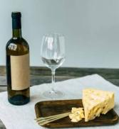 Wine & Cheese Gift Basket Gift Basket