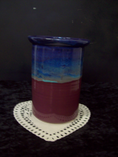 Wine chiller or vase Pottery Piece