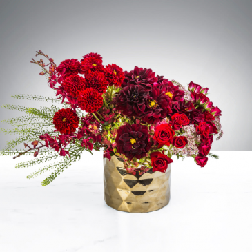 Wine & Dine Vase arrangement