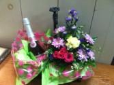 Wine & Flowers Fresh