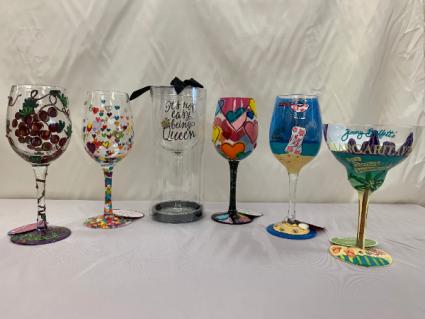 Wine Glasses Gift Items