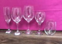 Wine glasses Personalized engravable gift