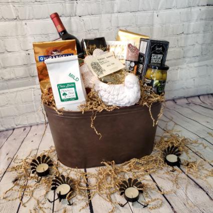 Wine Lover Gift Basket Gift Basket