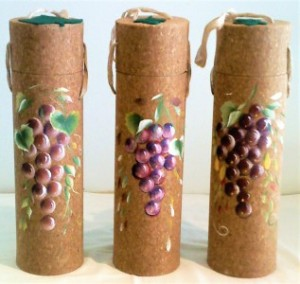 Wine/champagne Bottle Holder  in Wiscasset, ME | WATER LILY FLOWERS AND GIFTS