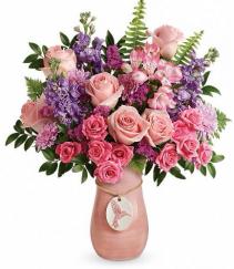 Winged Beauty Bouquet