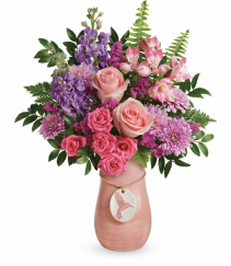 Winged Beauty Bouquet T18M100A   ByTeleflora