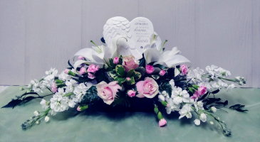 Wings Of An Angel Floral Design