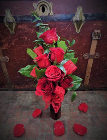 Wink Wink Vase arrangment