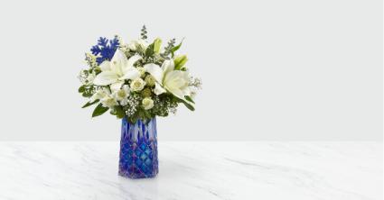 Winter Bliss Bouquet In Columbus Ga
