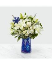 Winter Bliss Vase