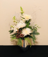Winter Bliss Vase Arrangement